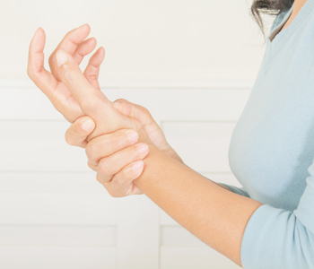 Wrist Pain in older women
