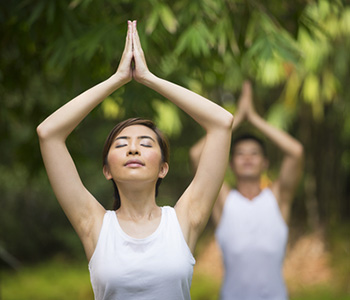 Try complementary and alternative therapies such as yoga and acupuncture in Encinitas, CA area